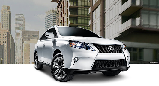 Lexus RX - Performance