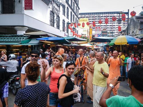 Market in Kuala Lumpur