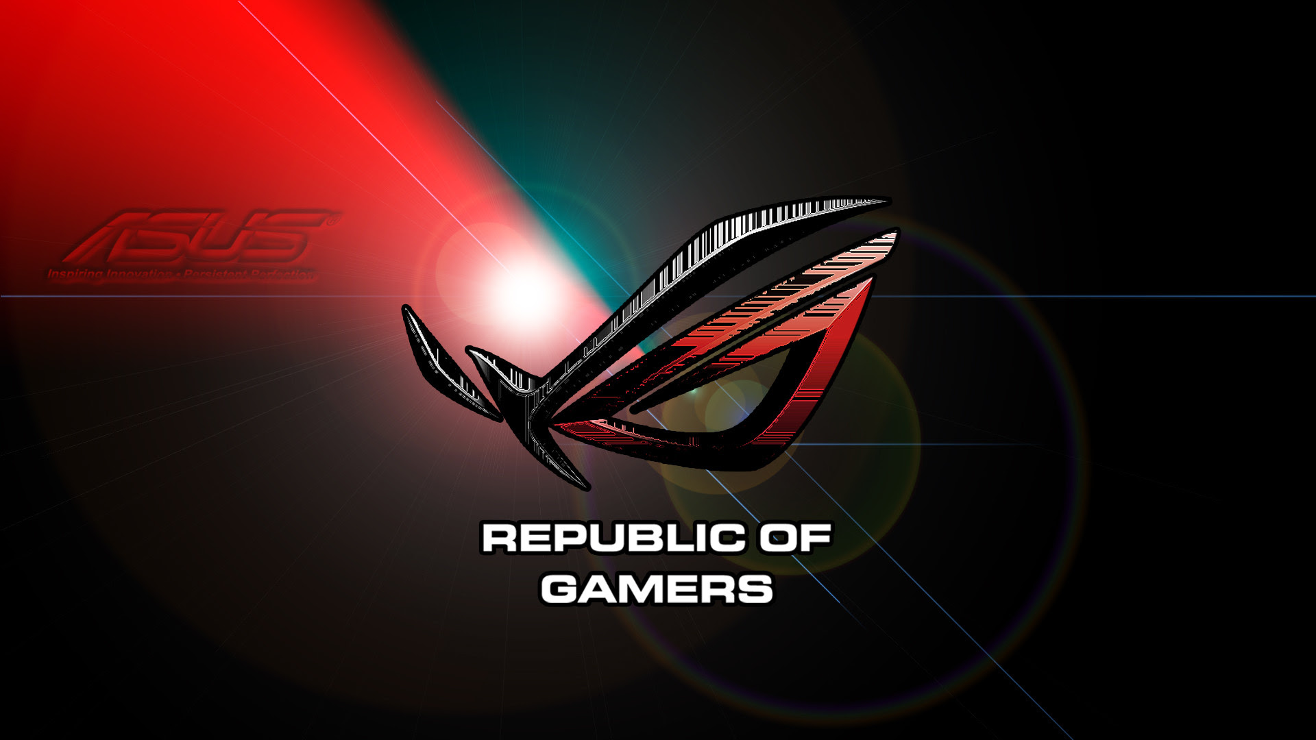 Asus Rog Wallpaper 1366x768 Wallpaper Hd For Android