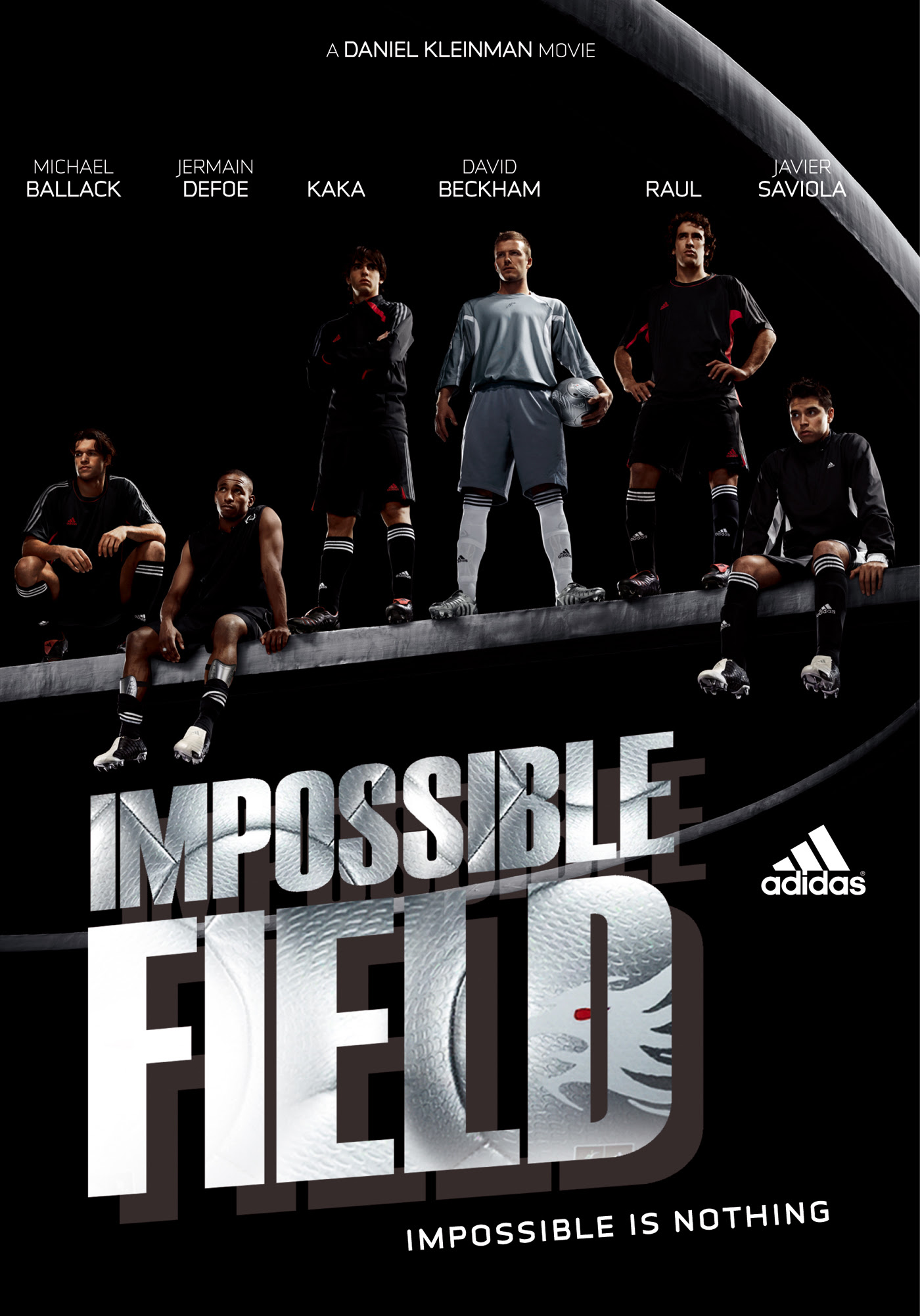 David Beckham Advert Adidas