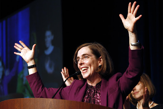 Oregon governor calls automatic voter registration a 'phenomenal success' - POLITICO