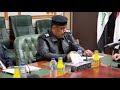 محافظ المثنى المثنى الدكتور فالح الزيادي يتحدث عن مؤتمر الكويت