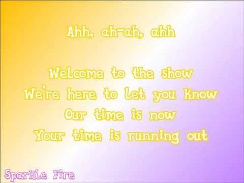 My Little Pony Song Lyrics Welcome To The Show