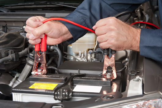 Quick Guide: How to Jump-Start your Car Battery
