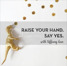 Raise Your Hand. Say Yes. Podcast