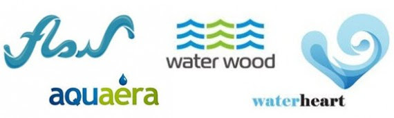 30 Original Water Logo Designs - Flashuser