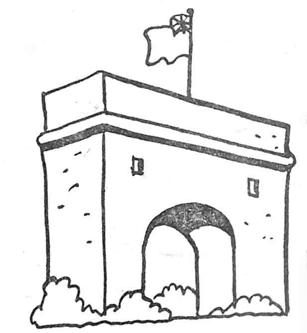 Coloriage France Arc De Triomphe Sur Hugolescargotcom