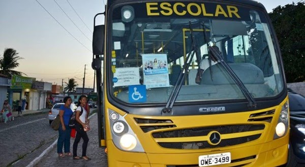 Governo do RN aumenta repasses para Programa de Transporte Escolar.