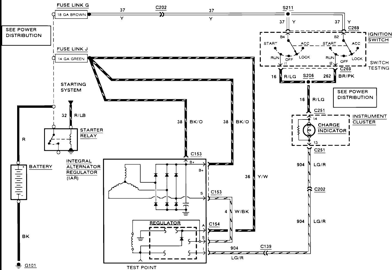 C463c 1985 Ford F 250 Starting Wiring Diagram Digital Resources
