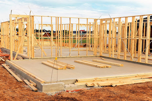 Common Residential Home Foundations