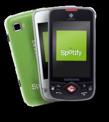 Spotify lanseras för Nokia och andra smartphones