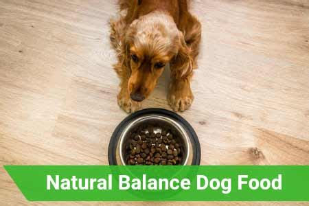 natural balance dog food reviews coupons therapy pet