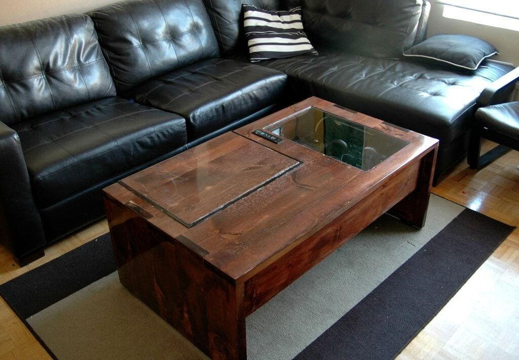 Awesome Dinnertable/TV Combo for Small Apartments ...