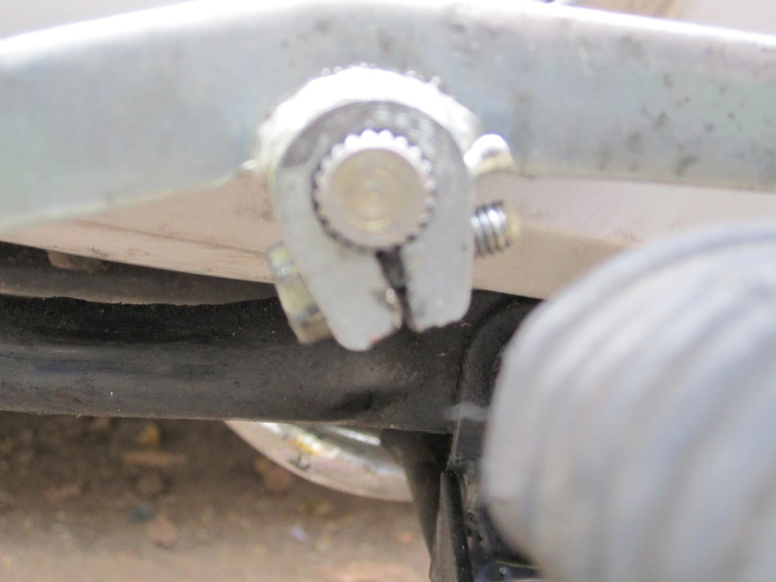Suzuki AX Pasi N Por T Tutorial O Reparar La Palanca De