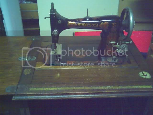 treadle machine 1