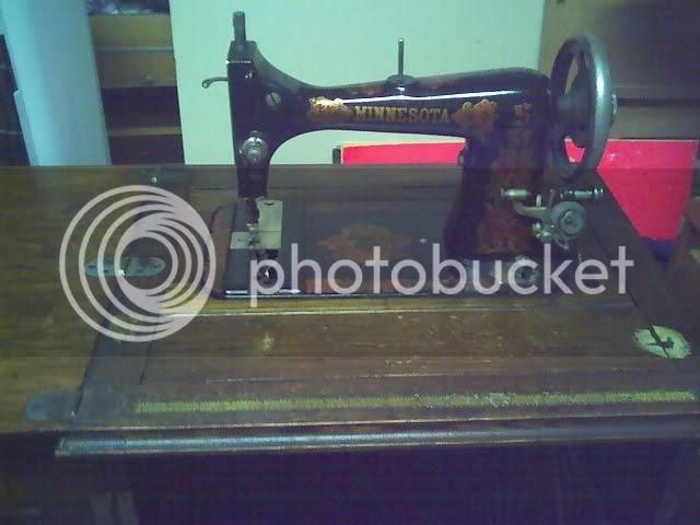 treadle machine 1