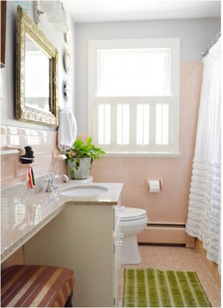 Centsational Girl » Blog Archive Solutions for Renters: Bathrooms ...