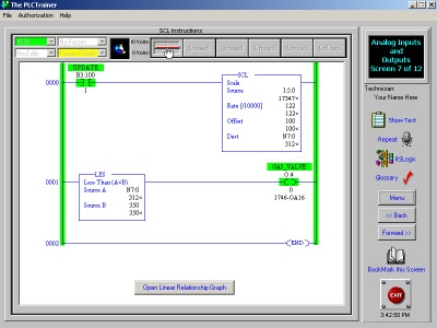 PLC Training emulator