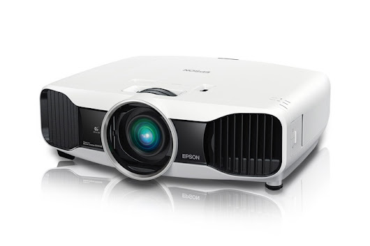 Projetor Epson POWERLITE Home Cinema HC 5030 - 2400 Lumens - Full HD - 3D