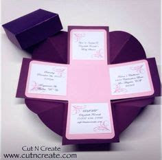 """Pin by Cut """"N"""" Create on Exploding Boxes   Box wedding"""
