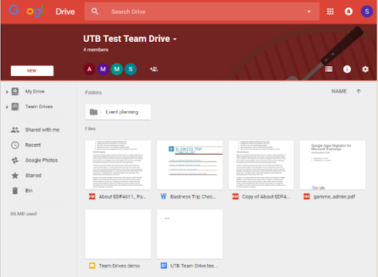 Considering the use of Team Drives for your school? This article has some he...