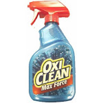 Oxiclean 51244 Max Force Laundry Stain Remover Spray, 12 Oz