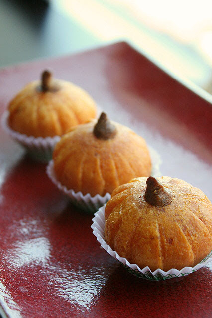 Fried Pumpkin Pancake