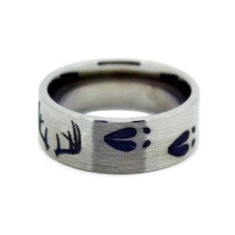 Anti Ring Avulsion Camo Silicone Wedding Ring   3 Outdoor