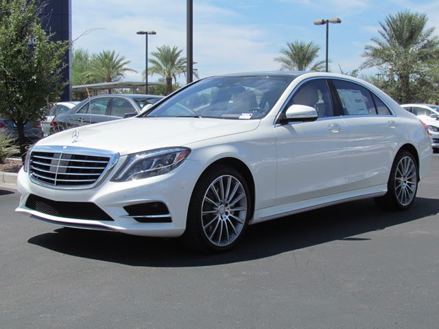 2016 Mercedes-Benz S-Class S550 Sedan for sale at Mercedes ...