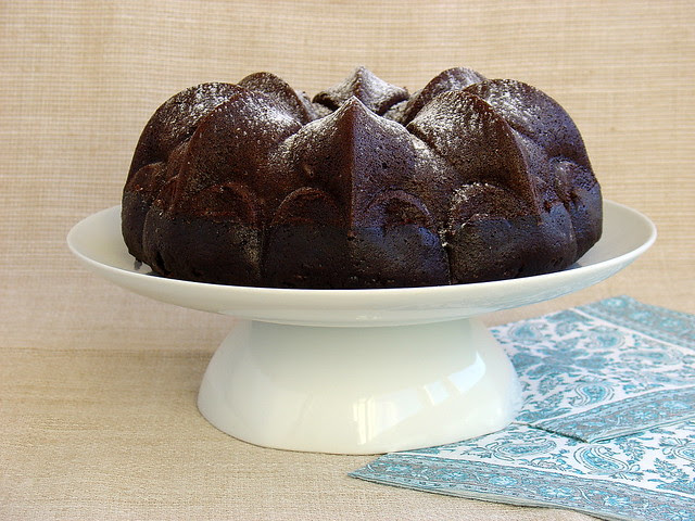 Chocolate Guinness Bundt Cake