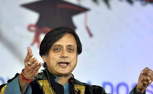 Tharoor Is Right In His Comments On Hindu Pakistan