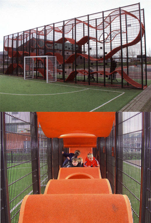 Wall Hola 8 maravillosos parques infantiles del futuro