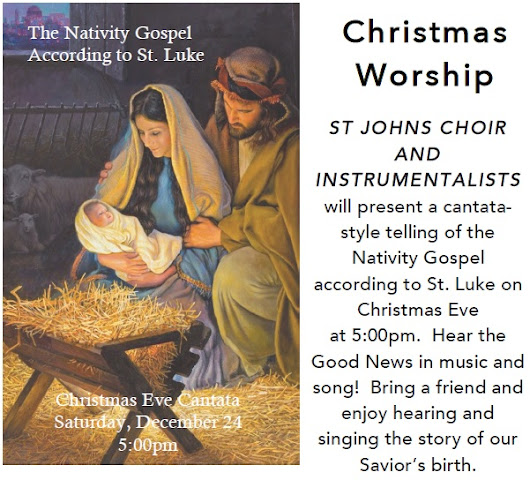 Christmas Worship Services
