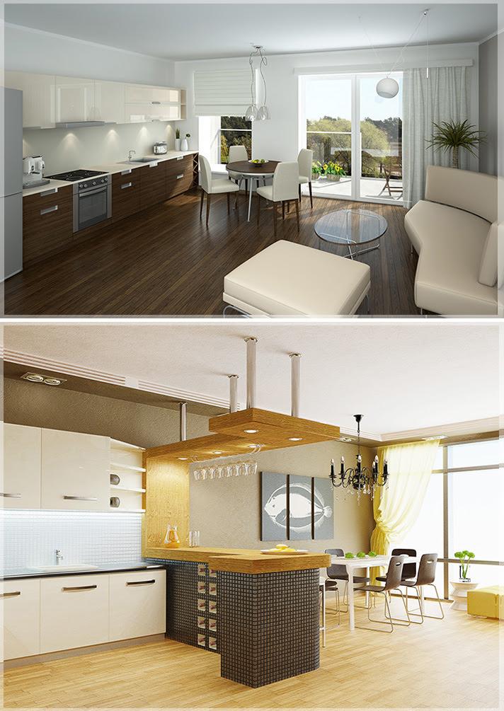 Desain Interior Rumah Kayu  Jasa Design Interior Rumah