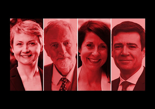 Labour leadership candidates on housing