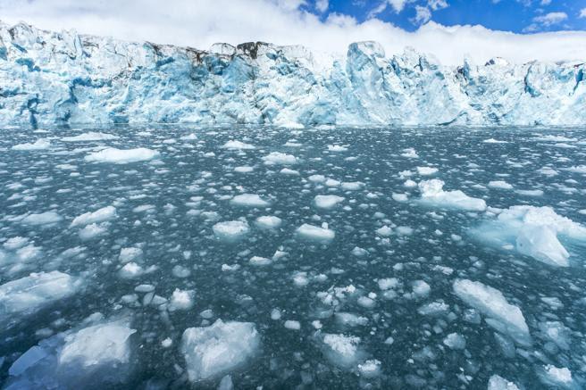 El deshielo en Groenlandia y en zonas de la Antártida habían elevado el nivel del mar 50 centímetros desde finales del siglo XX