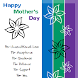 Microsoft Publisher 2010 Tutorial - How to Make a Mothers Day Flyer 3: Publication Types to Transparent Outline
