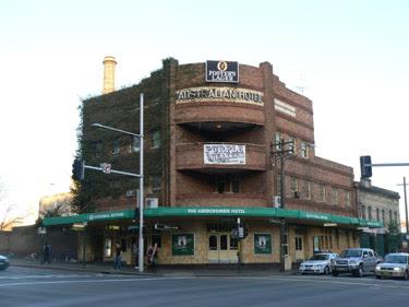 Australian Hotel, Chippendale