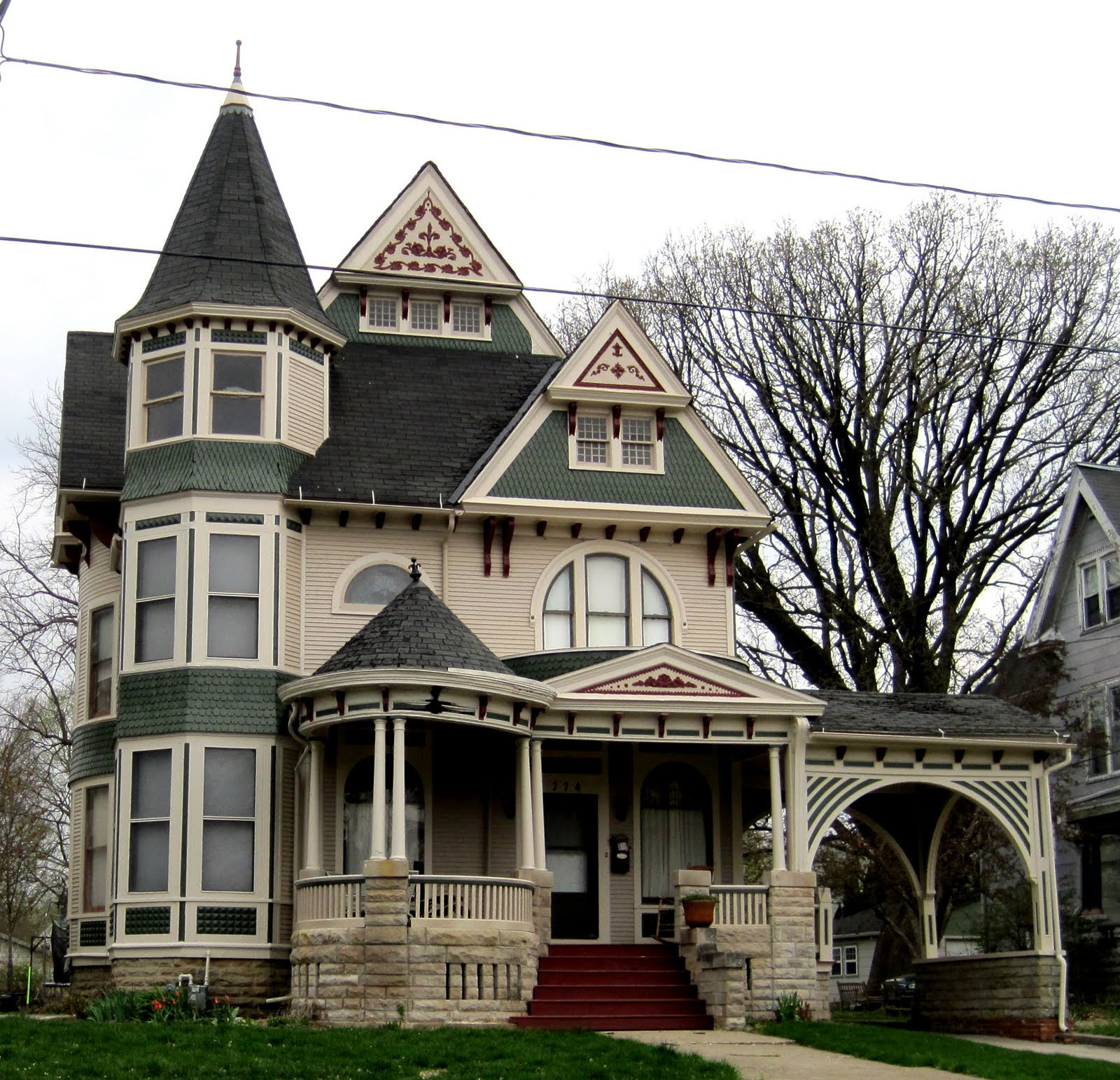 victorian_house_ _victorian_homes_a_sentimental_quilter__victorian_daydreaming