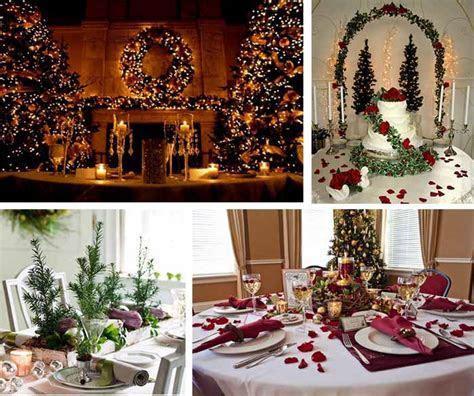 2014 2015 Winter Wedding Inspiration  Christmas Wedding
