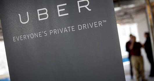 Uber appears ready to sell its subprime car-loan business