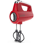 Helix Performance Premium Hand Mixer, Red MX600R
