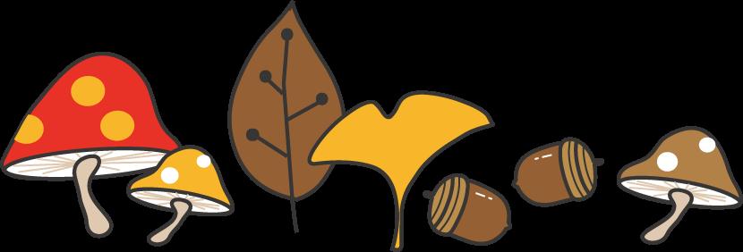 秋のイラスト 落ち葉 紅葉のイラスト 無料イラスト フリー素材