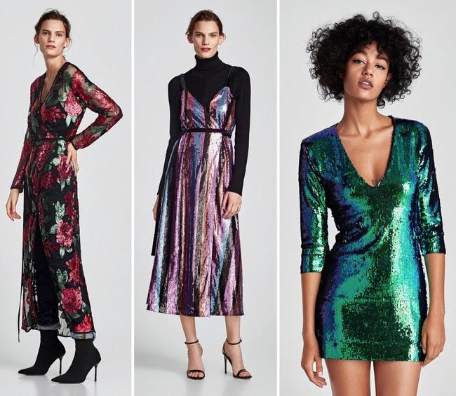 Vestidos Fiesta Zara 2017 9