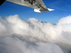 Up up in the clouds