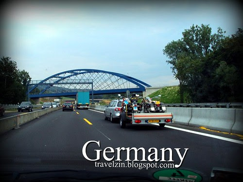 Germany to Budapest, Sights on the Road: Bridge