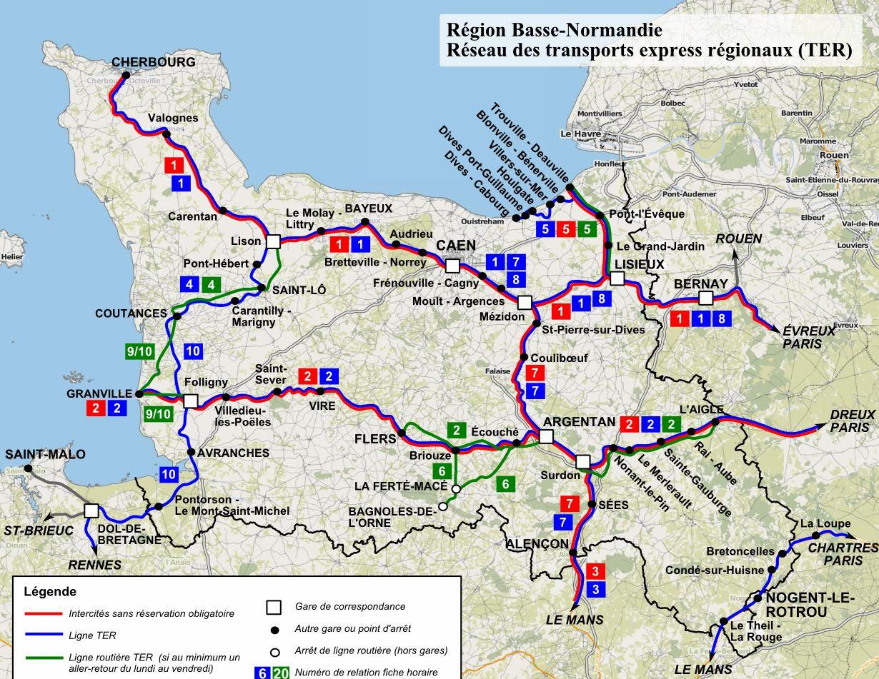 Mapa Bretaña Y Normandia.Mapa De Bretana Y Normandia Para Imprimir Mapa
