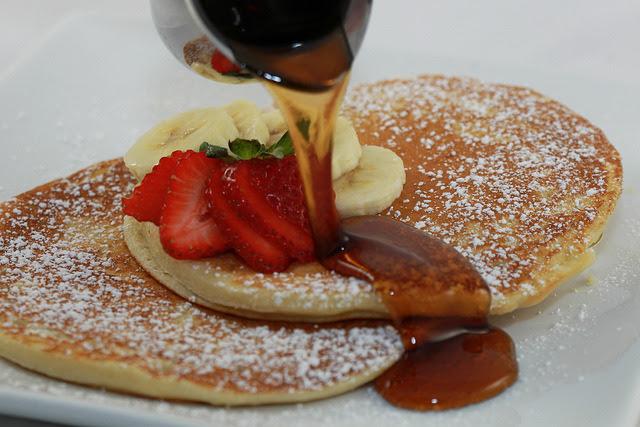 Vday, Pancake