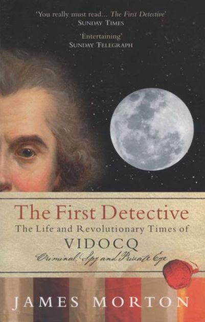 Memoirs Of Vidocq Master Of Crime NABAT