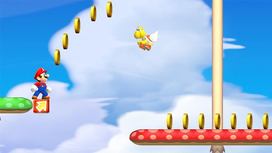 Super Mario Run is here to disrupt your life